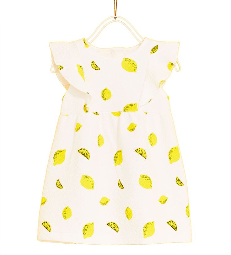 JACQUARD DRESS-DRESSES AND JUMPSUITS-BABY GIRL | 3 months - 4 years-KIDS | ZARA United States
