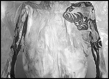Tattoo History - Pazyryk Mummy Tattoos - History of Tattoos and Tattooing Worldwide