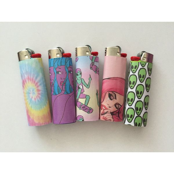 Pack of Five Mystery Lighters ($1.50) ❤ liked on Polyvore featuring home and home improvement