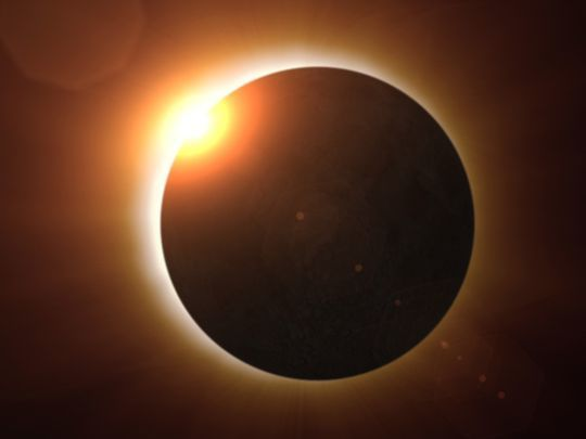 The August 2017 total solar eclipse will be the first to have its path of totality lie completely in the US since 1776, experts have told the website. That path will go from the coast of Oregon to Idaho, then onto Wyoming, Nebraska, Kansas, Missouri, Illinois, Kentucky, Tennessee, Georgia and finally ending in North and South Carolina. Read more at http://www.redorbit.com/news/space/1113416944/get-ready-an-amazing-total-solar-eclipse-is-coming-in-2017/#54sgW7JJrxUjpEdp.99