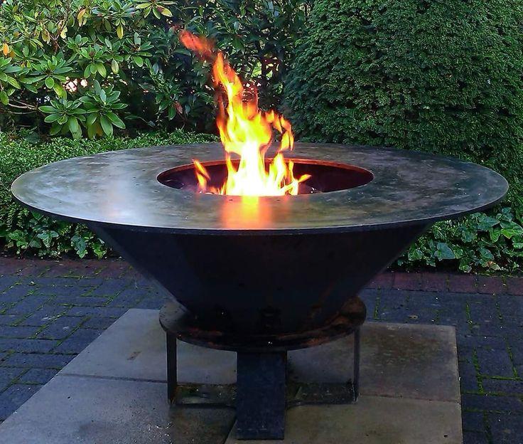 Feuerschale Selber Bauen. Cool Feuerkorb Feuerschale Feuer Werk ...