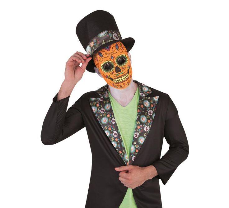 Populaire Más de 25 ideas increíbles sobre Máscara de la muerte mexicana en  CZ96
