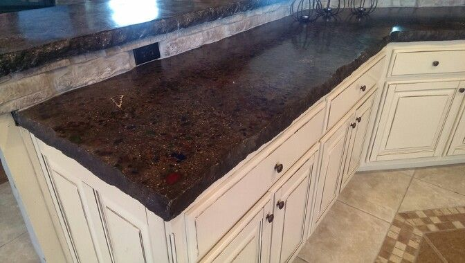 29 best images about concrete countertops on pinterest for Diy reinforced concrete