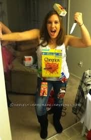 Image result for serial killer costume cereal box