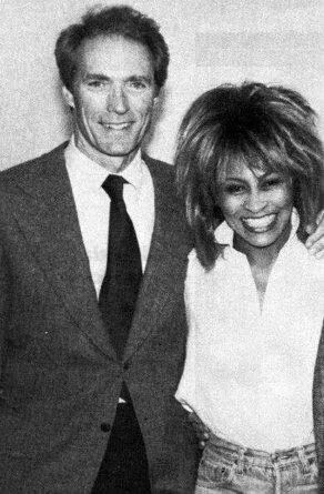 Clint Eastwood & Tina Turner