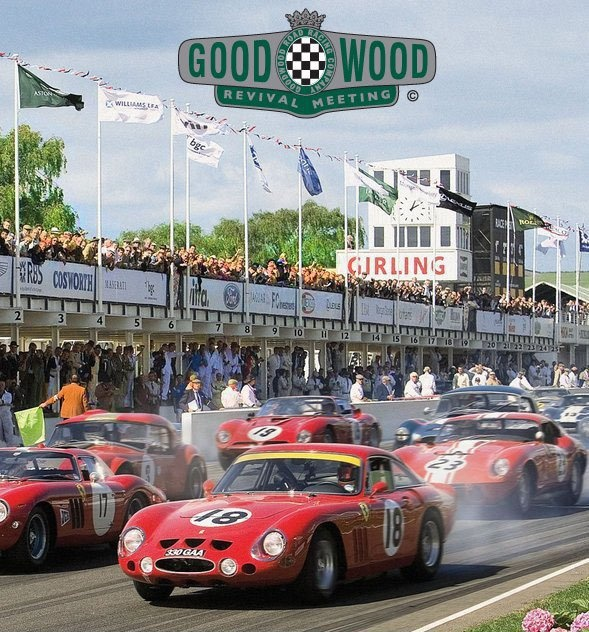 Goodwood Revival - A wonderful event.