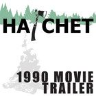 HATCHET Movie Trailer 1990  Hook your students right away with this 2-minute movie trailer. The video can be found free on YouTube and is offered h...
