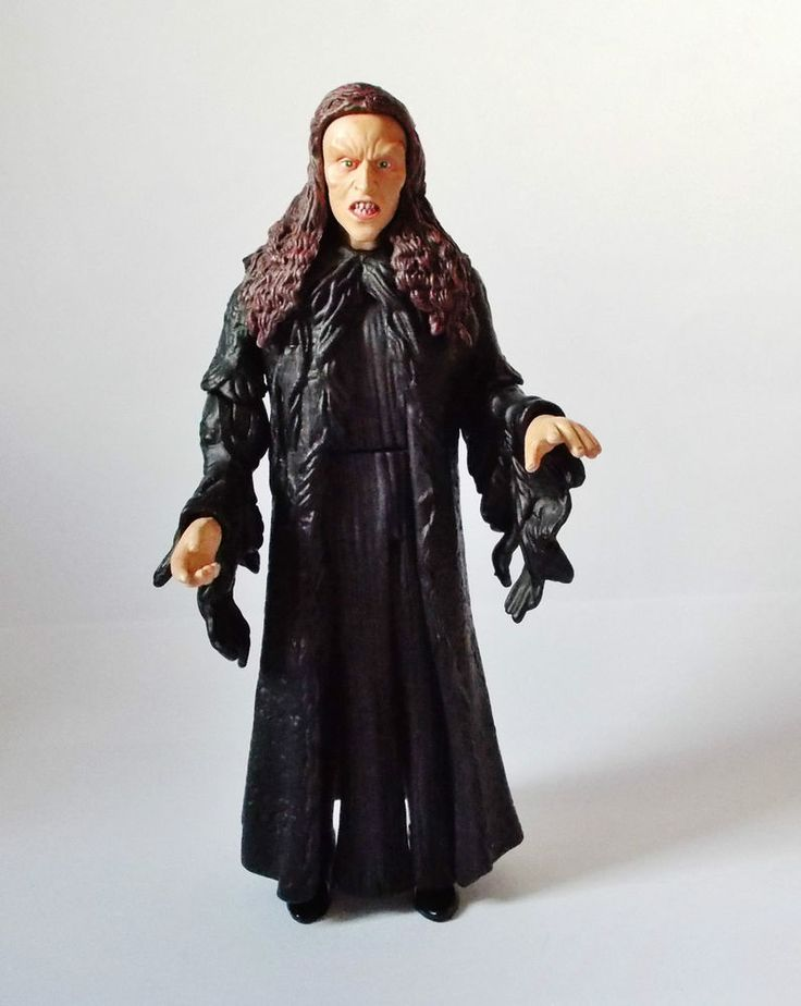 Dr Who - Carrionite Witch Action Figure - BBC 2004 - 13cm Tall (1)