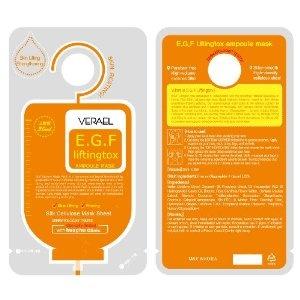 VERAEL Liftingtox: Premium Facial Mask Sheet (10 Pack) (Misc.) http://www.amazon.com/dp/B005B5XW2M/?tag=whthte-20 B005B5XW2M