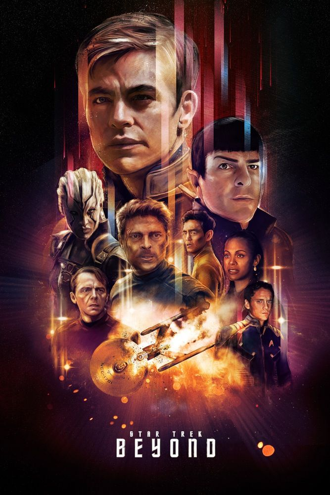 Image of Star Trek Beyond