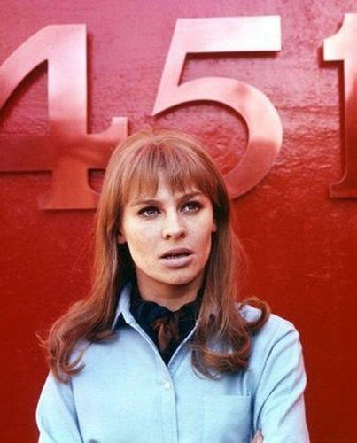 Linda Montag    Julie Christie    Fahrenheit 451
