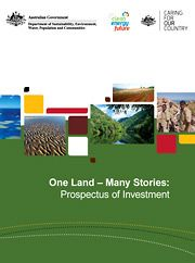 One Land - Many Stories - Caring for Our Country