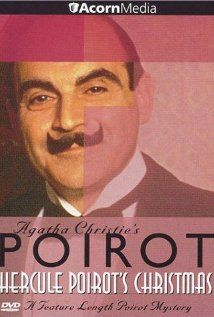 Hercule Poirot's Christmas (1995) The tyrannical patriarch of a dysfunctional but wealthy family summons his adult children for a Christmas reunion, but prior to the holiday his throat is slashed by one of them. David Suchet, Philip Jackson, Vernon Dovtcheff