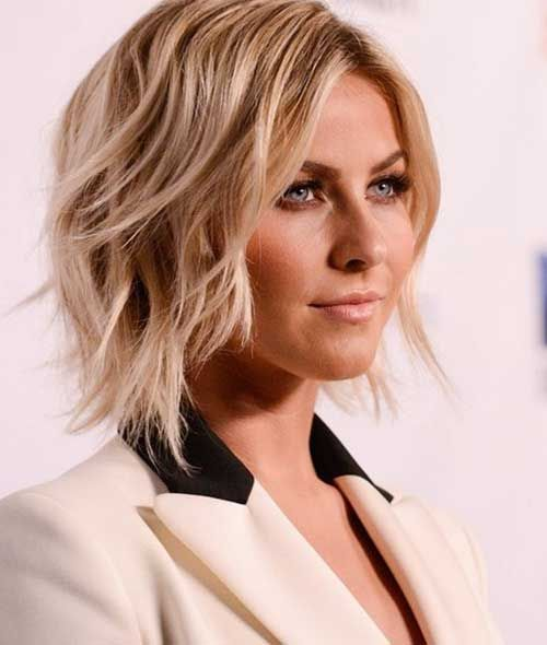 29 best Short Wavy Hairstyles images on Pinterest | Hair cut ...