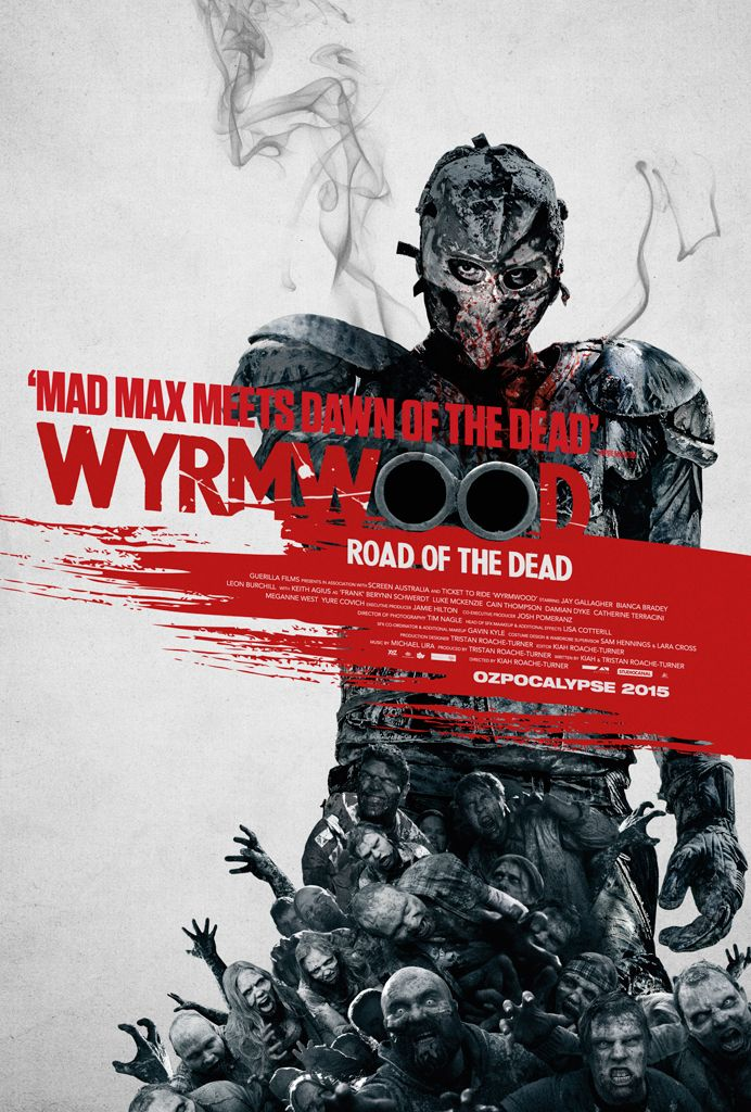 Wyrmwood..Blu-ray of the week
