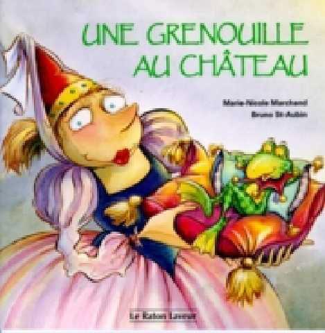 Une grenouille au château- Une grenouille rencontre une jolie princesse un peu dédaigneuse. Et voilà le début d'une belle histoire d'amour. Oui, la princesse finira par embrasser la grenouille. Mais la fin de l'histoire n'est vraiment pas celle que vous attendez...