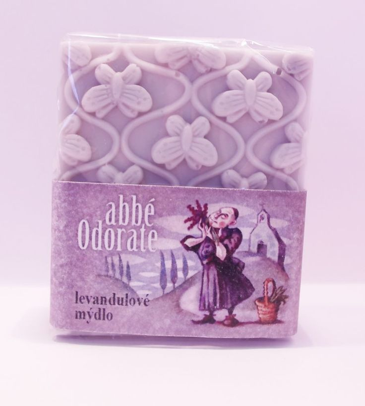 Abbé Odorate - mýdlo