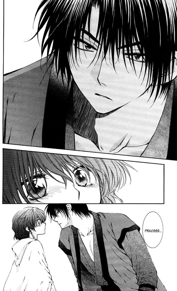 Read manga Akatsuki no Yona 063: Shaken Journey online in high quality