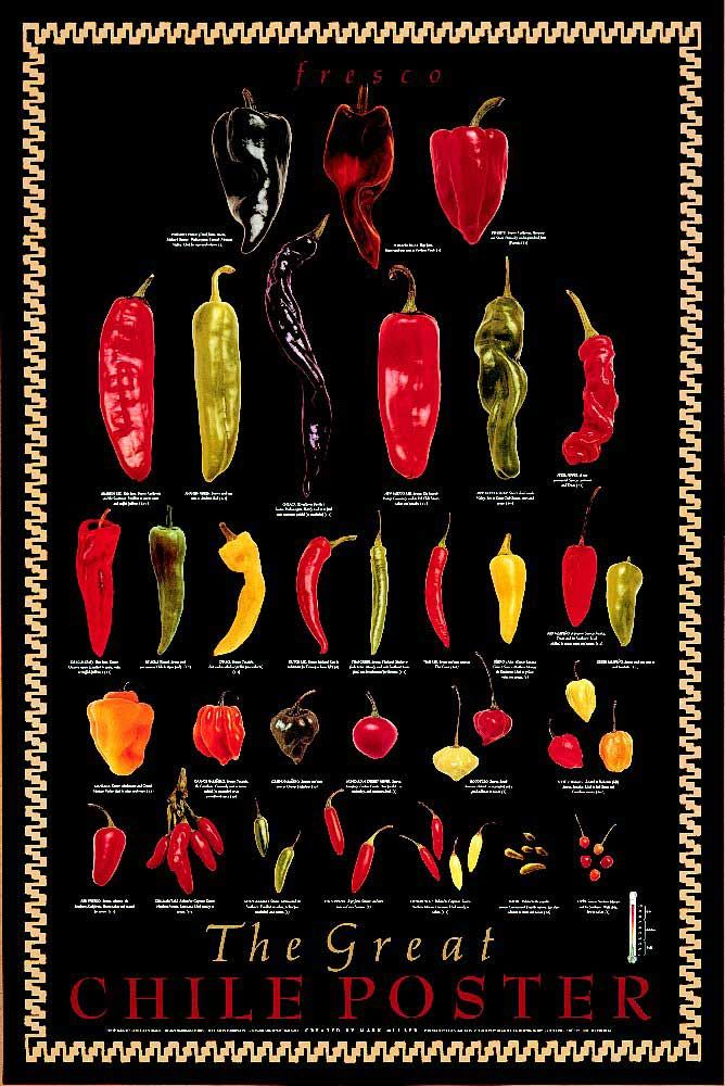Not Just Jalapeños: A Chile Pepper Guide - Macheesmo