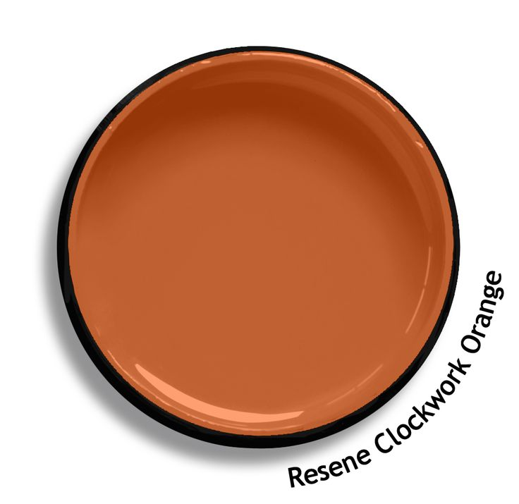 Resene Clockwork Orange is a bold statement of iconic orange, a 1960s retro perspective. From the Resene Multifinish colour collection. Try a Resene testpot or view a physical sample at your Resene ColorShop or Reseller before making your final colour choice. www.resene.co.nz