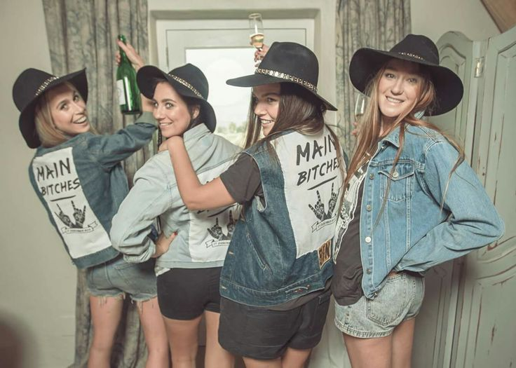 Bridesmaids jackets