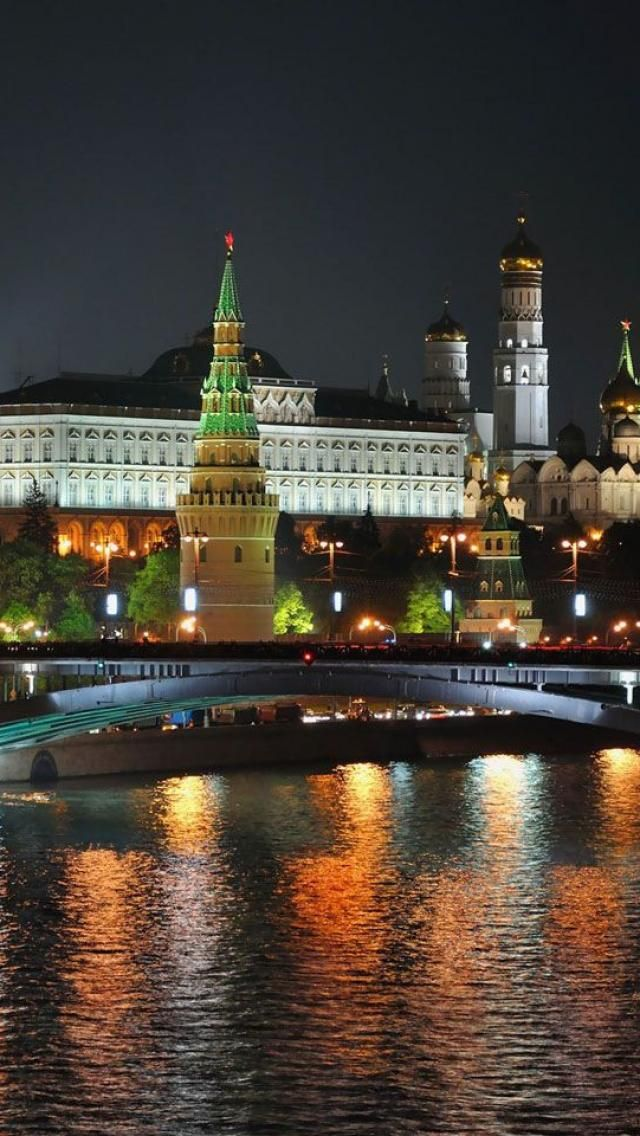 Moscow, Russia**.