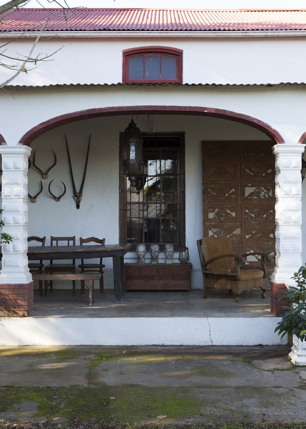 Ceramic Matters Wellington Farmhouse Elle Decoration South Africa - photography by David Ross