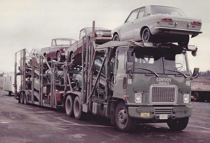 17 Best images about car haulers on Pinterest   Plymouth, Cars and Chevy