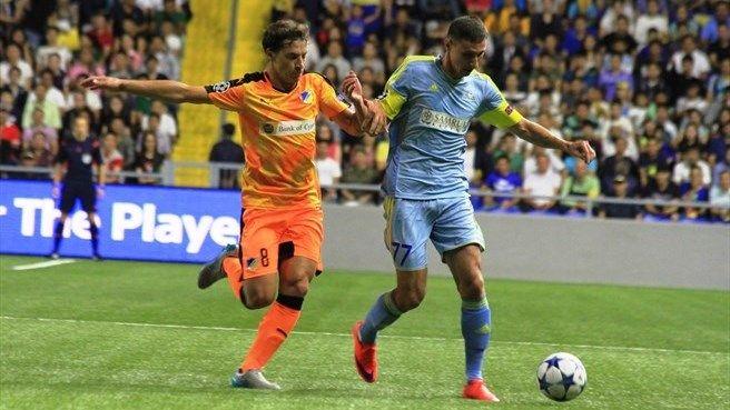 Highlights: Astana 1-0 APOEL