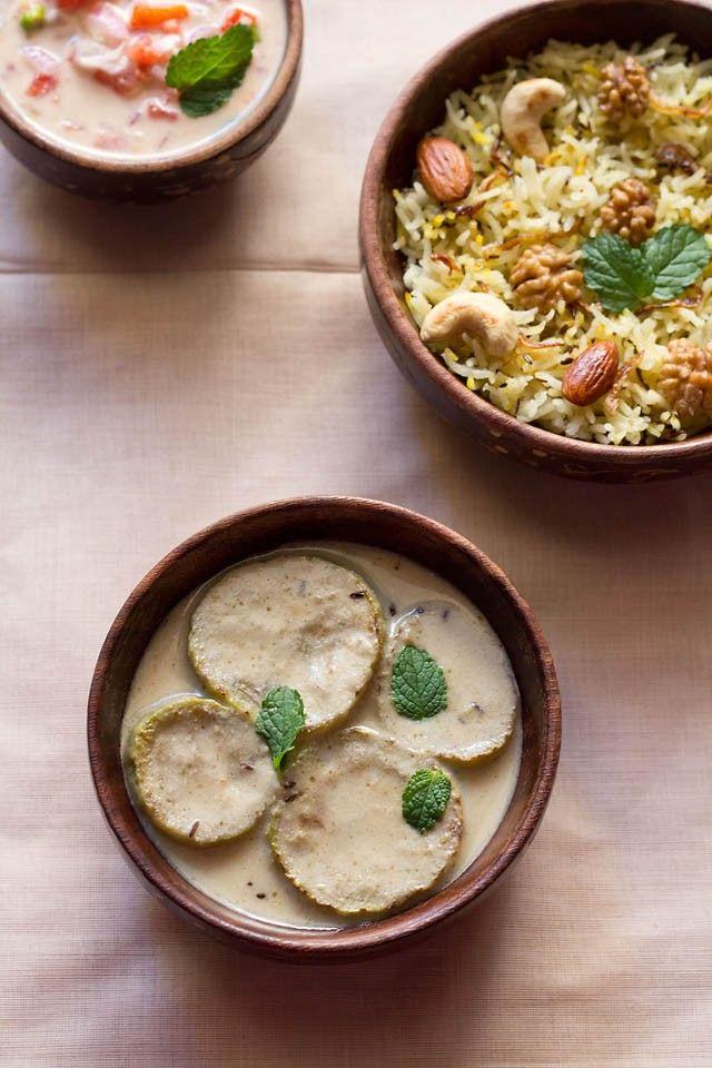 lauki yakhni - kashmiri recipe