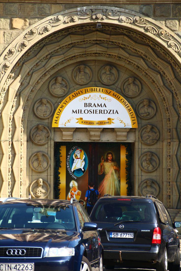 Portal katedry św. Mikolaja