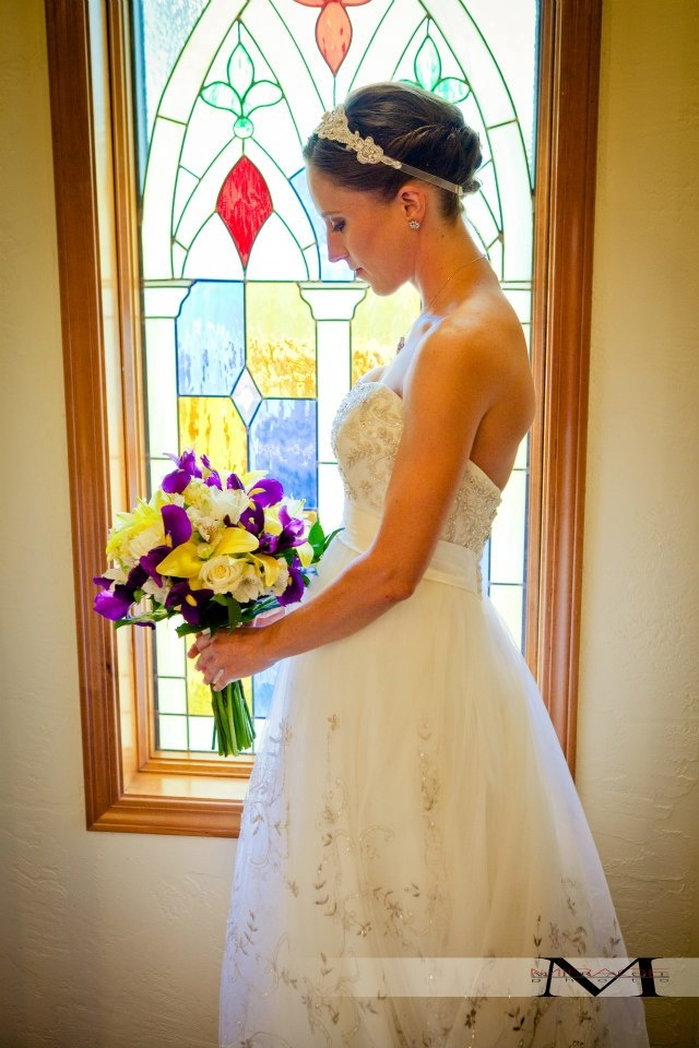 1000 images about our wedding bouquets designs on for Cream and purple wedding dresses
