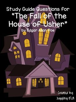 the fall of the house of usher questions pdf