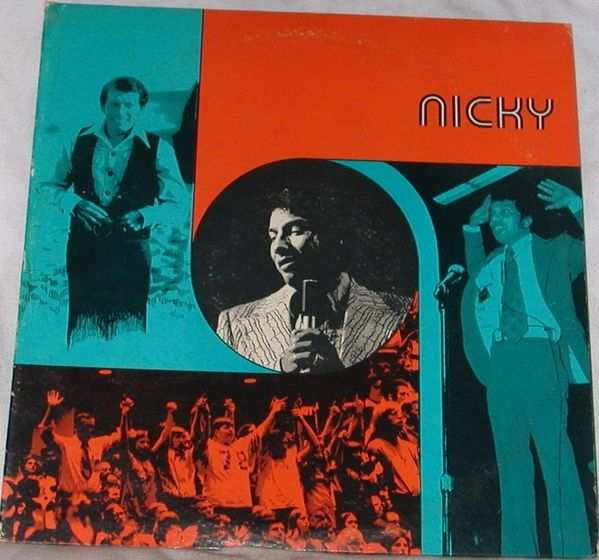Nicky Cruz - Outreach (Life Story Live At The J.F.K. Center, Wash., D. C. ) (Vinyl, LP) at Discogs