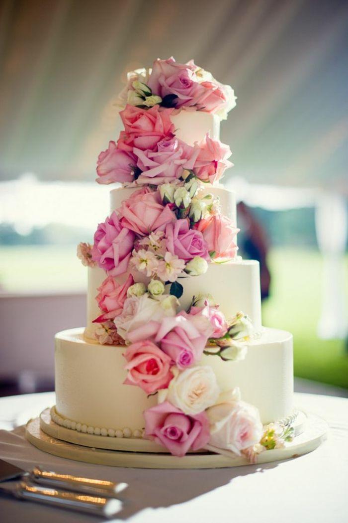 Comment Choisir Le Gâteau De Mariage Voici Nos Idées