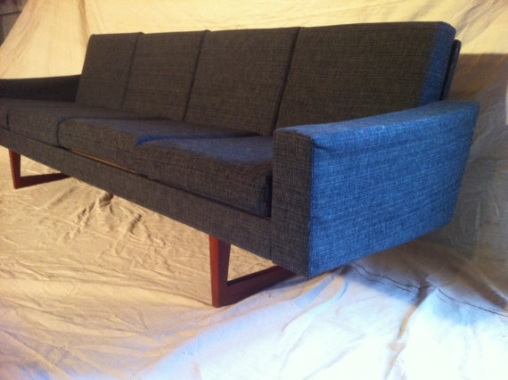 Mid Century Modern Floating Sofa by Mobler by istorefurniture, $1600.00