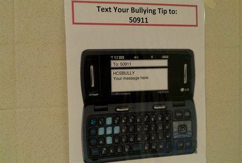 HCS Bullying Battle Goes Digital