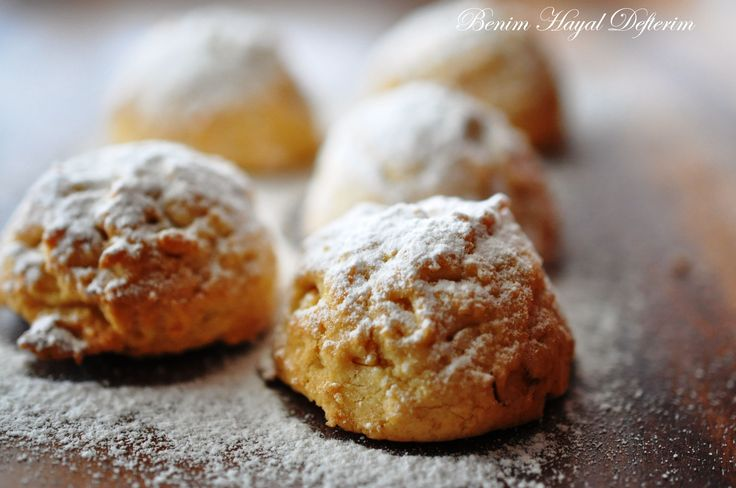 Kurabiye, bisküvi, bar ve krakerler – Elvan Bil