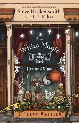 The White Magic Five & Dime by Steve Hockensmith with Lisa Falco (July 2014) Cozy mystery readers who welcome a little humor will enjoy this entertaining and engaging mystery.