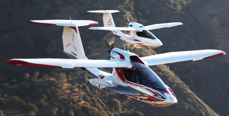 ICON Aircraft Constructs and Flies First Production A5