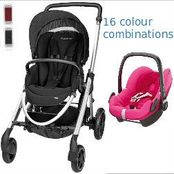 Maxi Cosi Elea Pushchair Pebble Car Seat Includes CHOOSE YOUR