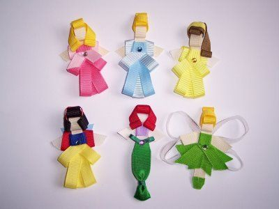Disney Princess Clippies