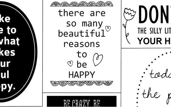 Day of Happiness {Free Desktop Wallpaper}