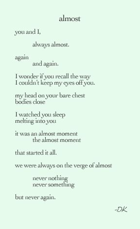 Such A Beautiful Poem But Never Again 3 For The Soul Quotes
