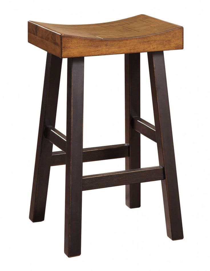Glosco - Two-tone - Tall Stool (Set of 2)