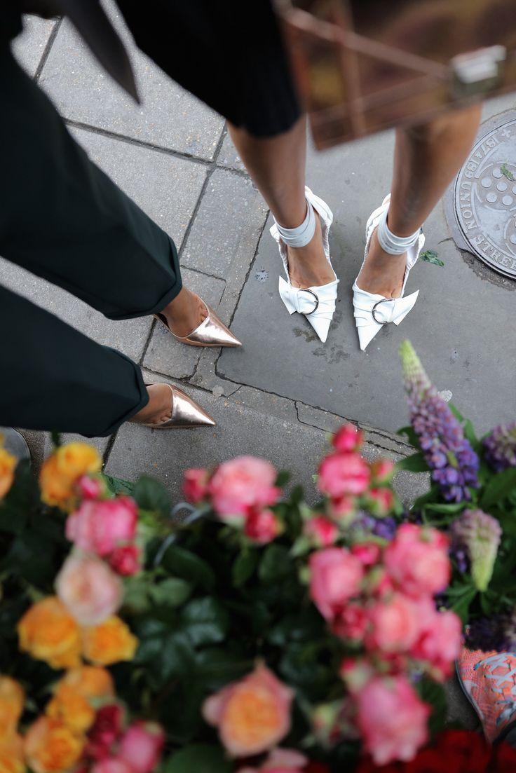 Dior shoes.