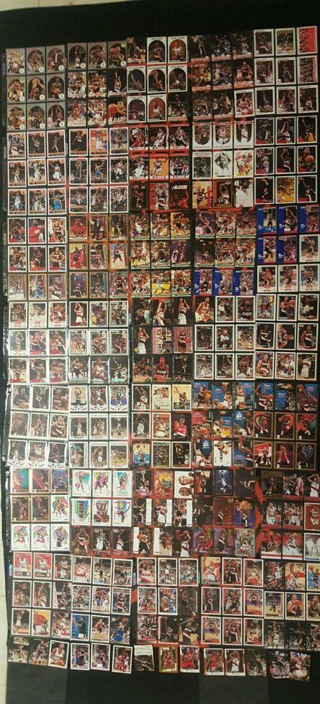 Basketball card lot of 329 Portland Trail blazers cards no duplicates in Sports Mem, Cards & Fan Shop, Cards, Basketball | eBay
