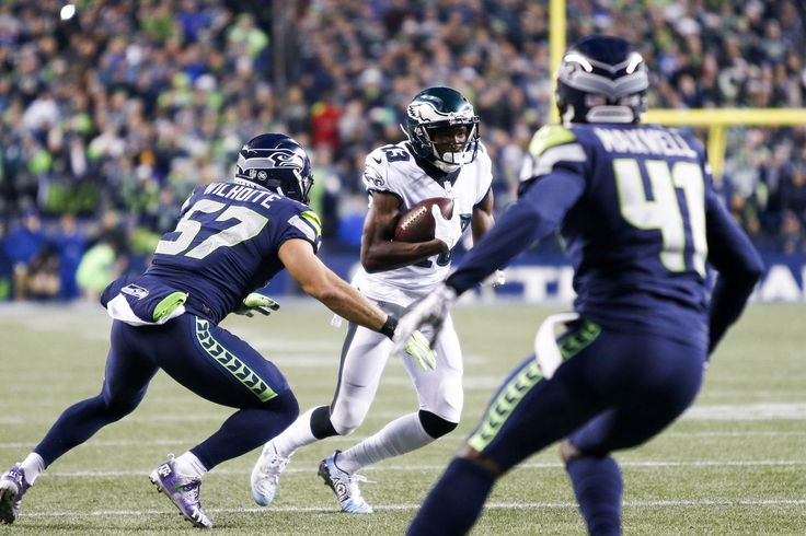 Eagles-Seahawks score updates for the fourth quarter