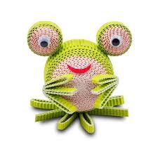 Image result for quilling frog