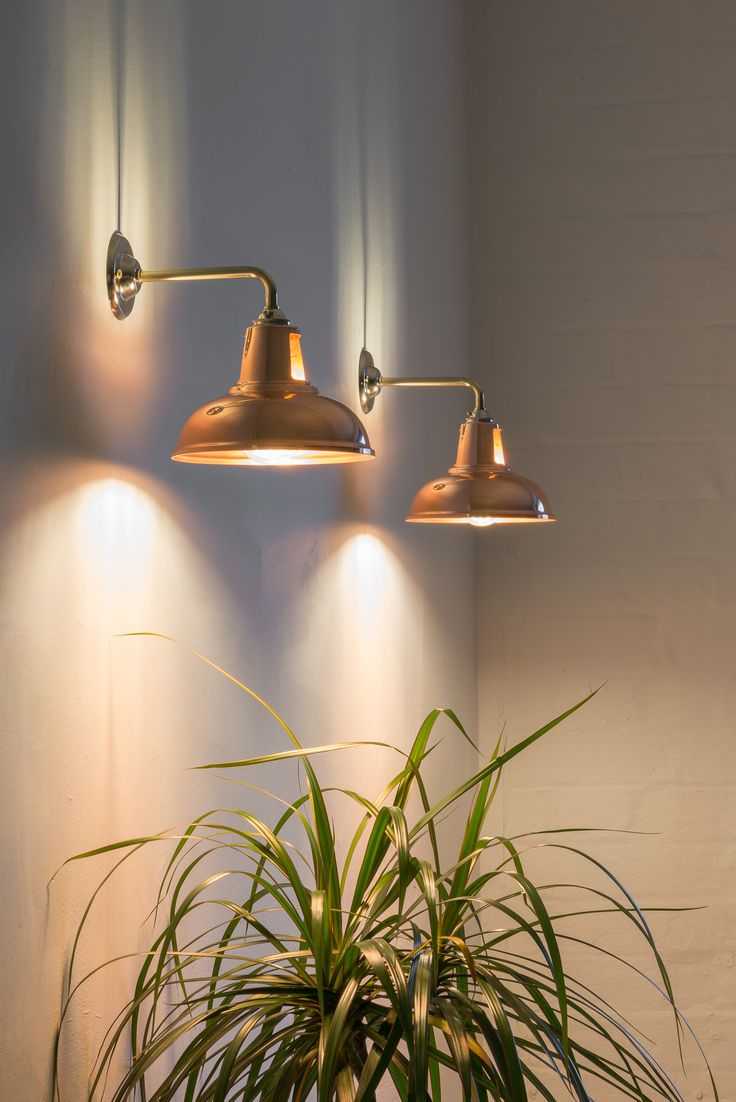 Copper Coolicon Wall Lights | Artifact Lighting